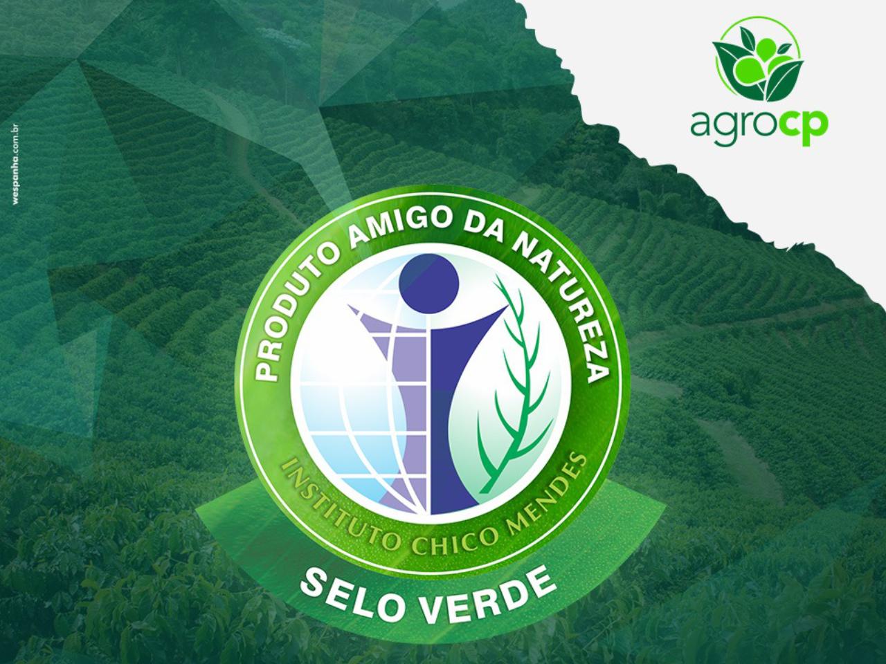 AgroCP é selo verde